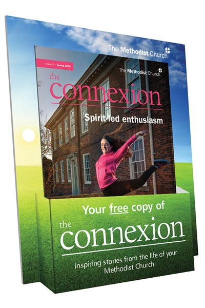the connexion magazine holder