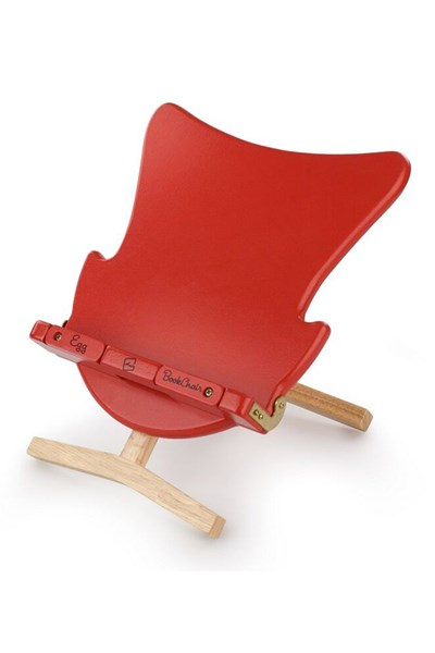 Red Egg Book Chair