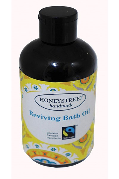 Reviving Bath Oil