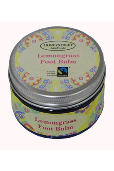 Lemongrass Foot Balm