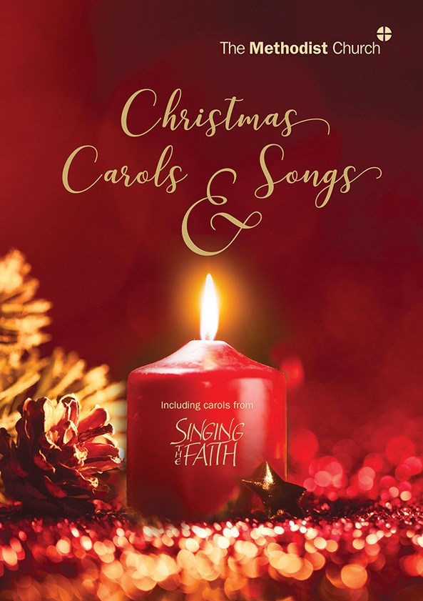 Christmas Caroles.Christmas Carols Songs Pack Of 10 A5 Booklets