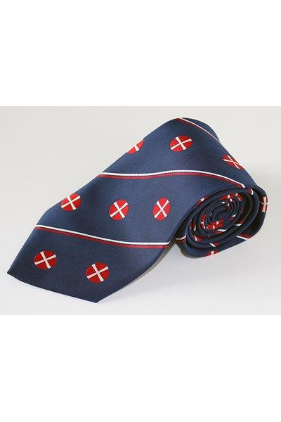 Methodist Tie, Dark Blue