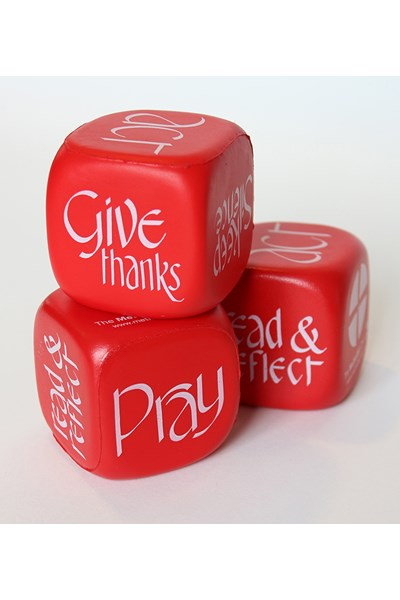 Spiritual Five-A-Day Cubes