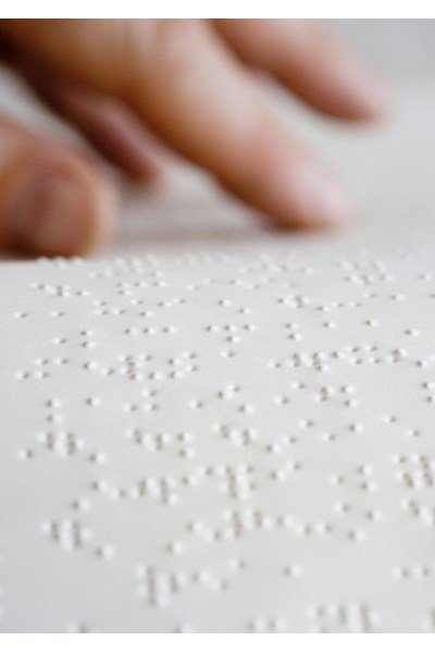 Easter Offering 2018 Order of Service - Braille