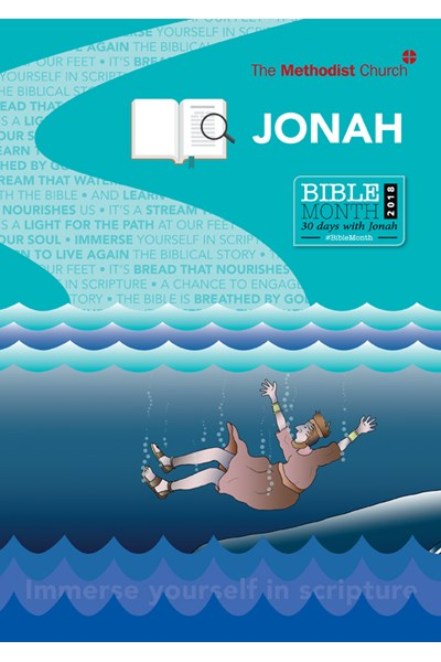 Bible Month: 30 Days with Jonah
