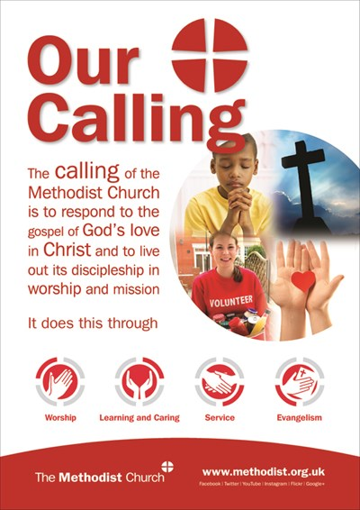 Our Calling poster, A2