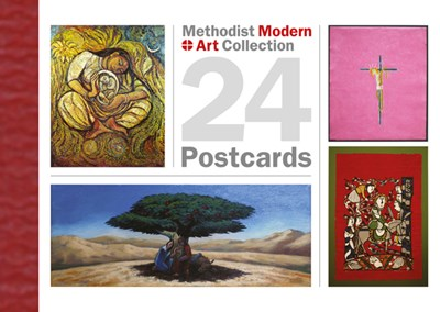 Methodist Modern Art Collection Postcard Booklet