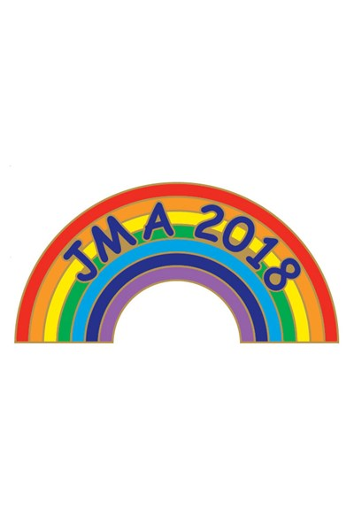 JMA: 2018 Rainbow Badge