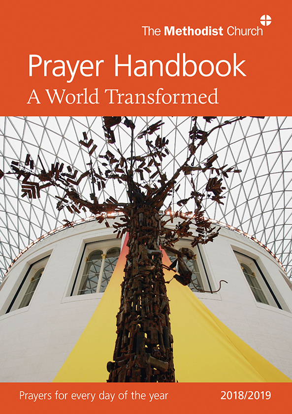photo relating to Printable Liturgy of the Hours Guide identify Methodist Prayer Manual 2018/2019 - Booklet, A5