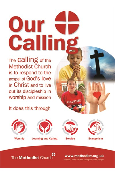 Our Calling poster, A3