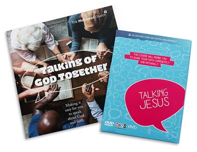 Talking of God Together AND Talking Jesus Course DVD Pack