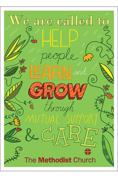 Our Calling Poster: Learning and Caring
