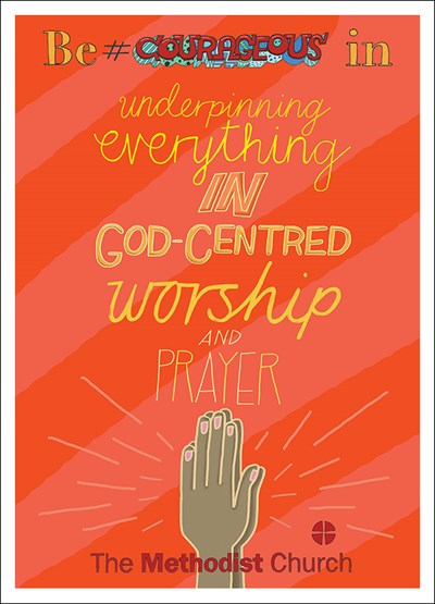 Our Priorities Poster: God-centred worship and prayer