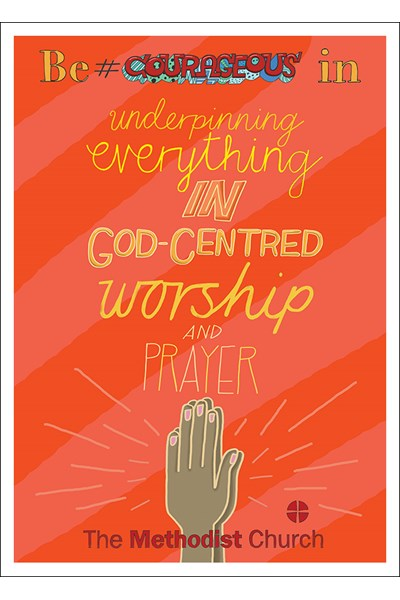 3Generate Poster: God-centred worship and prayer
