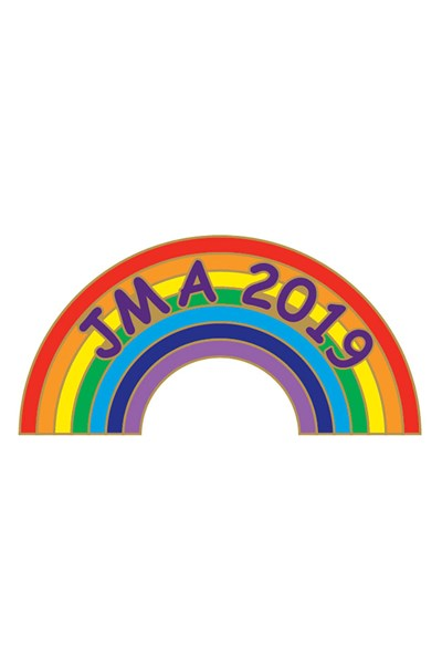 JMA: 2019 Rainbow Badge