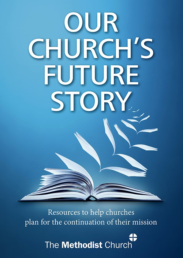 Our Church's Future Story - A5 cards x 13, in slipcase