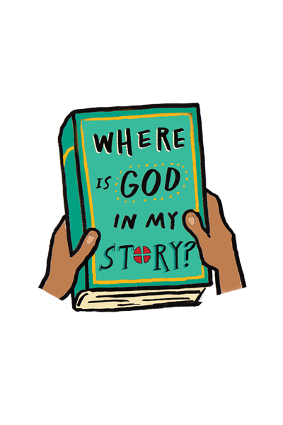 3Generate Where is God in my Story? poster