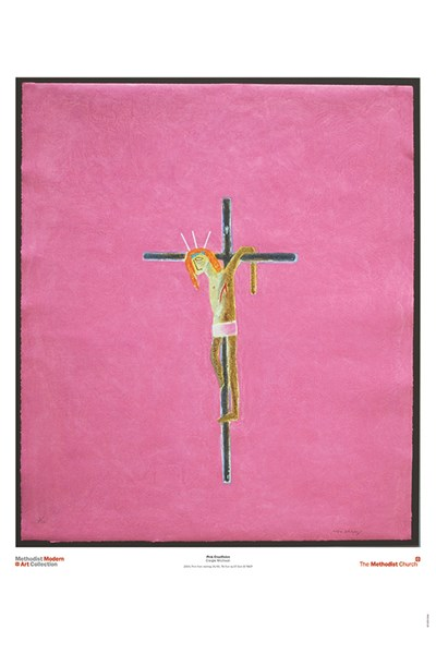 Methodist Modern Art Collection posters