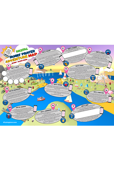TKC Digital Family Adventure Map