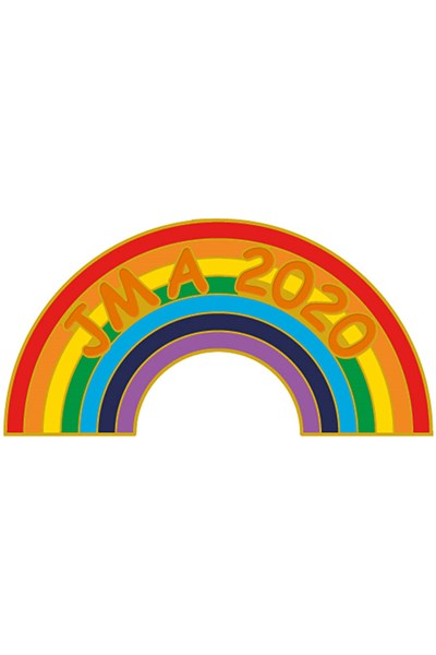 JMA: 2020 Rainbow Badge