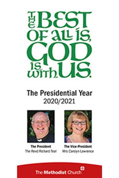 The Presidential Year: diary and prayer card 2020/2021