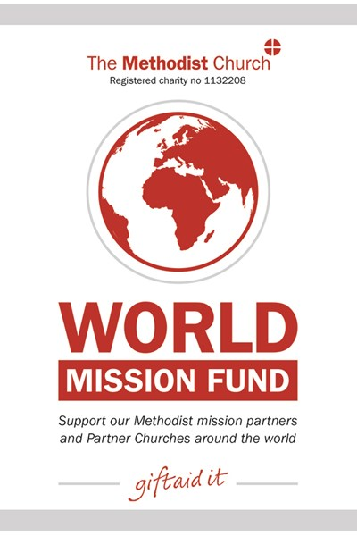 World Mission Fund collection envelopes