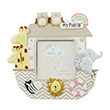 Noah's Ark Resin Photo Frame