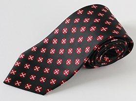 Methodist Tie, Black