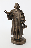 Charles Wesley Statuette