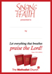 Singing the Faith: Presentation Label