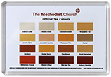 Methodist Tea Fridge Magnet