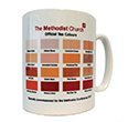 Methodist Tea Colour Mug