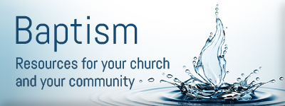 Baptism - What's it all about?
