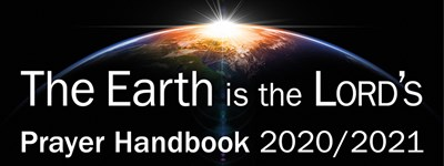 Methodist Prayer Handbook 2020/2021: The Earth is the LORD's