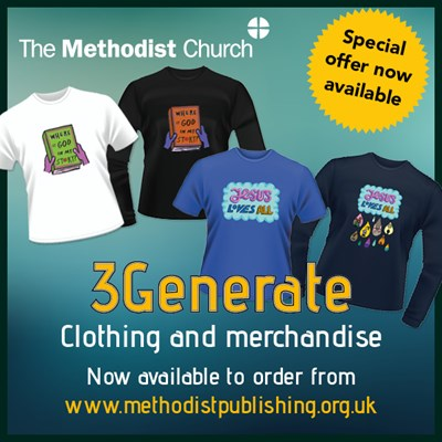 3Generate clothing and merchandise
